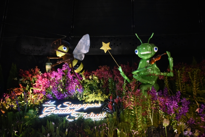 Singapore Garden Festival 2016 (SGF) at Gardens by the Bay